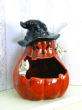 40004 - Pumpkin Candy Container