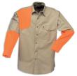 5020 - Browning®  Prarielands Canvas Overlay Shirt - Blaze Orange