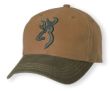 5039 - Browning®  Repel Tex cloth Two Tone Cap with 3d Buckmark - Olive