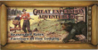 8205 - Great Expedition Adventure Sign